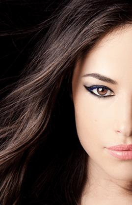 Gray eyes model